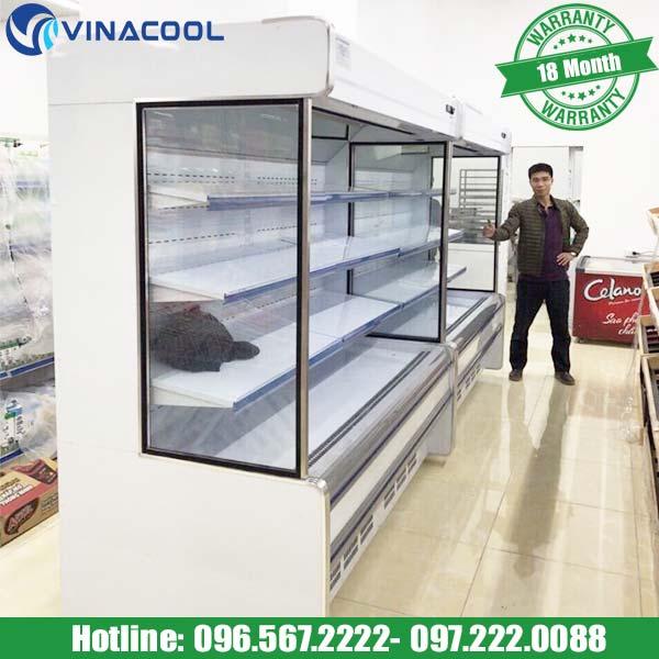 tủ trưng bày rau củ quả tươi siêu thị SLG-1500F