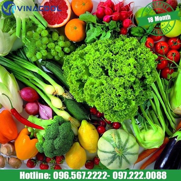 phương pháp bảo quản rau quả tươi