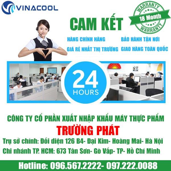 liên hệ Vinacool