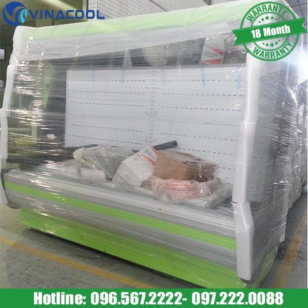 Tủ bảo quản rau sạch SLG-2000FB Vinacool bảo hành 18 tháng