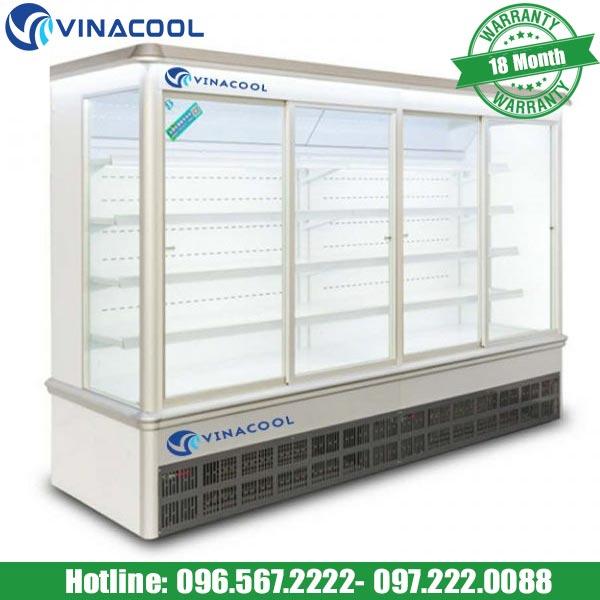 Tủ bảo quản thực phẩm SLG-1500FYA Vinacool