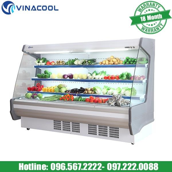 Tủ mát bảo quản rau quả SPG -1500 Vinacool thiết kế đẹp