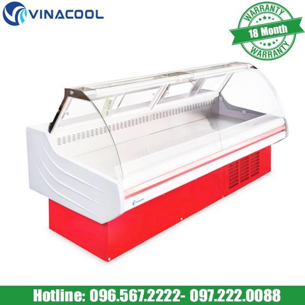 Tủ mát trưng bày thịt SHG-1500F Vinacool