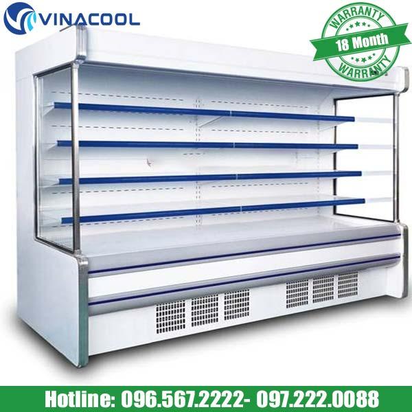 tủ mát trưng bày thực phẩm Vinacool SLG-2000F