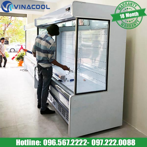 tủ rau tươi Vinacool tiết kiệm điện năng