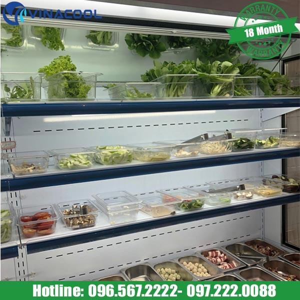 tủ trưng bày thực phẩm Vinacool