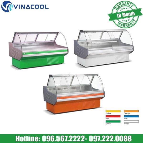 Tủ trưng bày thực phẩm chín SHG-2000FY Vinacool