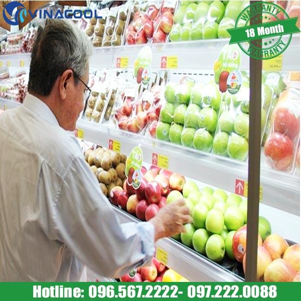 tủ bảo quản trái cây