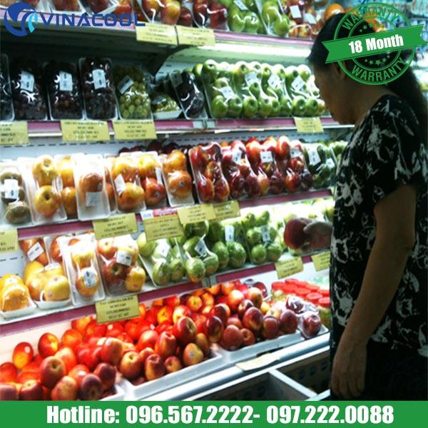 Nhiệt độ bảo quản rau quả tốt nhất là bao nhiêu?