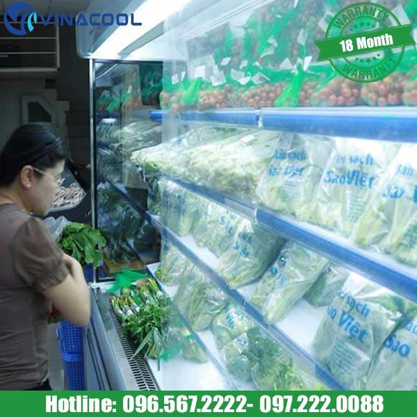 tủ lạnh bảo quản rau củ quả