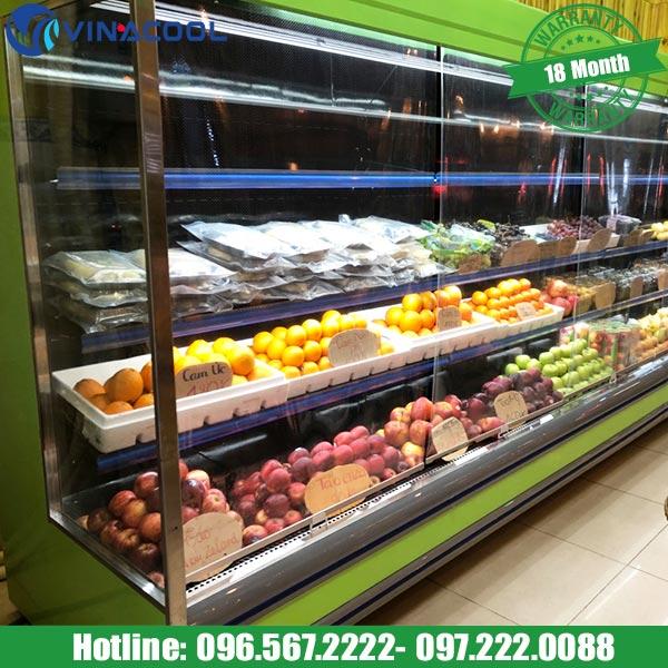 tủ bảo quản rau quả tươi