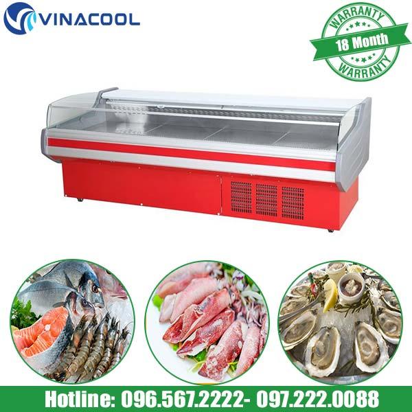 Bách khoa toàn thư về tủ trưng bày hải sản Vinacool