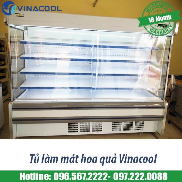 tủ làm mát hoa quả Vinacool