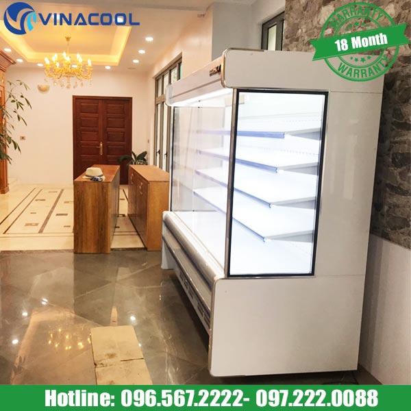 tủ mát bảo quản rau quả Vinacool