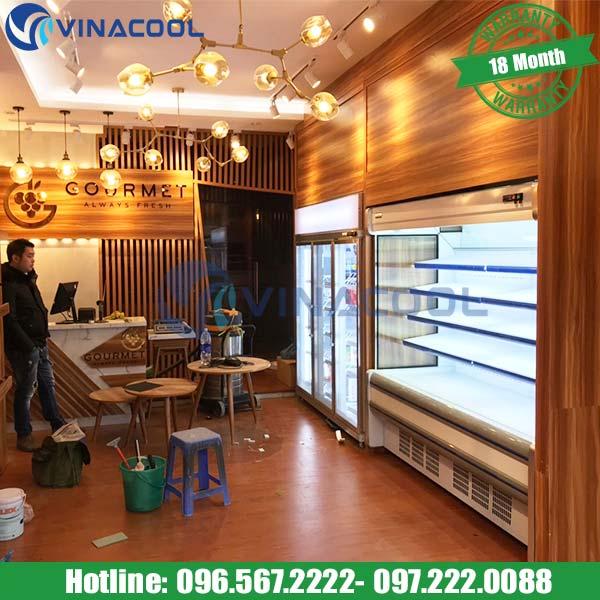 tủ lạnh dàn đồng Vinacool