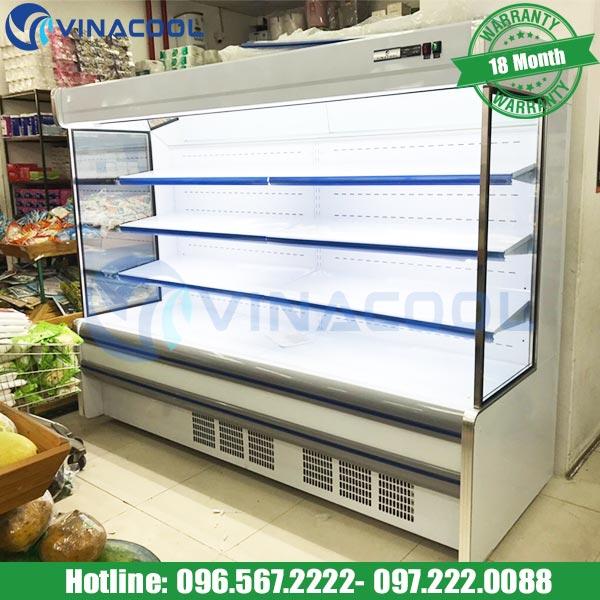 tủ lạnh trưng bày rau Vinacool
