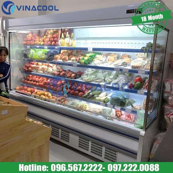 tủ bảo quản thực phẩm SLG-1500f