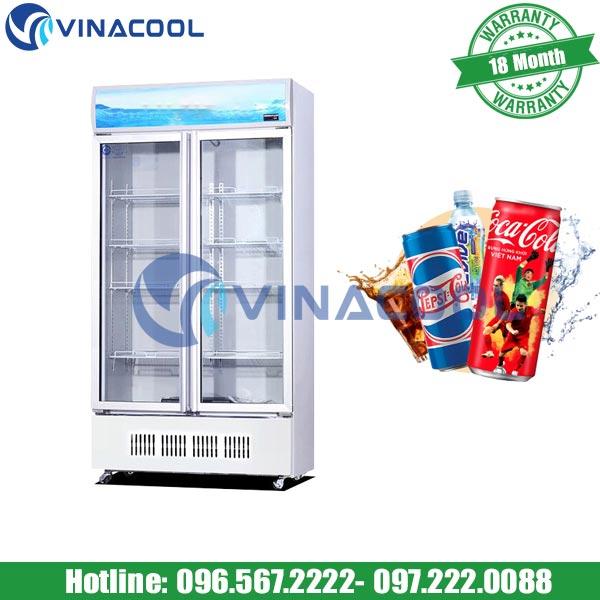 tủ làm mát nước ngọt Vinacool