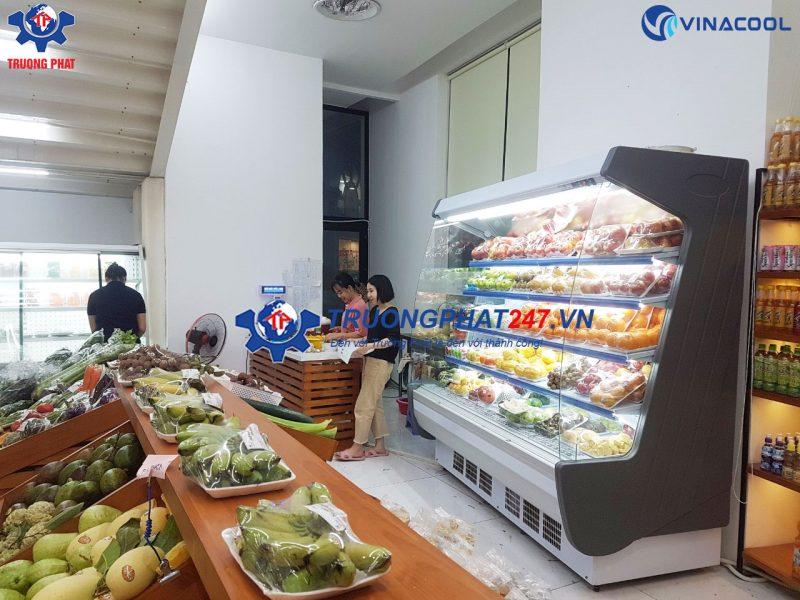 tủ mát siêu thị SLG-2000FB