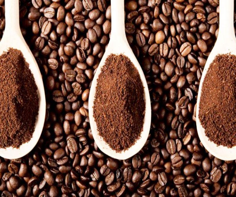 Bã cafe khử mùi tủ mát