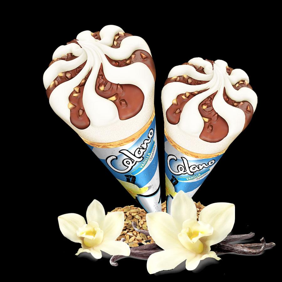 Bảo quản kem trong siêu thị