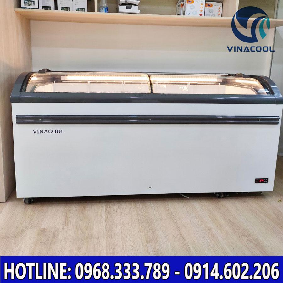 Lắp đặt tủ đông Vinacool