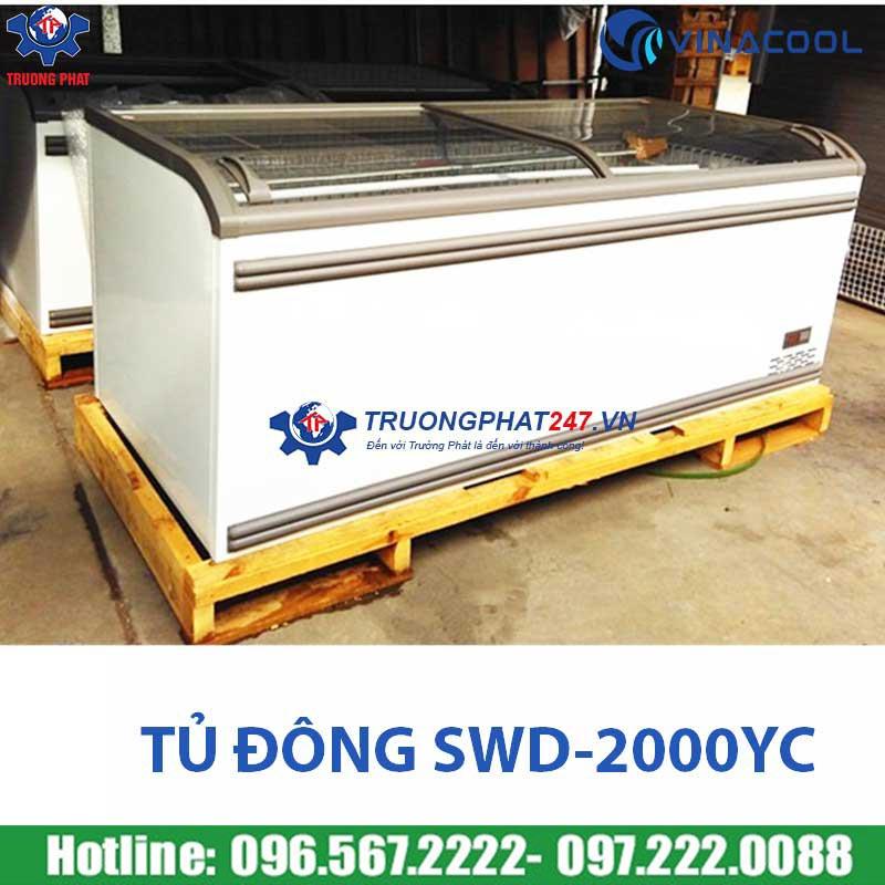 tủ đông SWD-2000YC