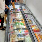 tủ đông trưng bày siêu thị WD4-1008