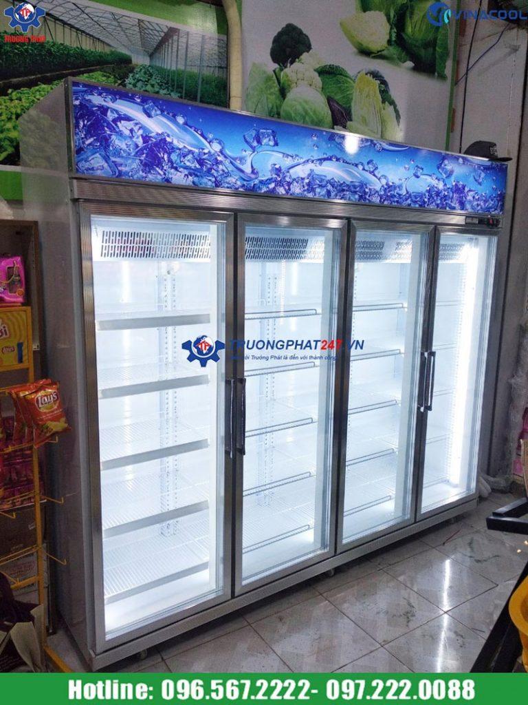 tủ bảo quản thực phẩm đông lạnh siêu thị