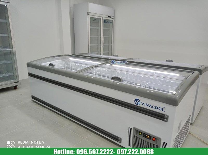 tủ đông đảo 2m5 HR-2500D
