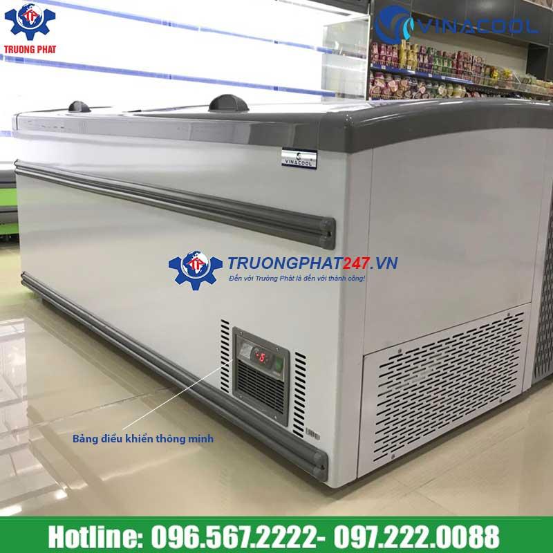 tủ đông siêu thị Vinacool SWD-2100D