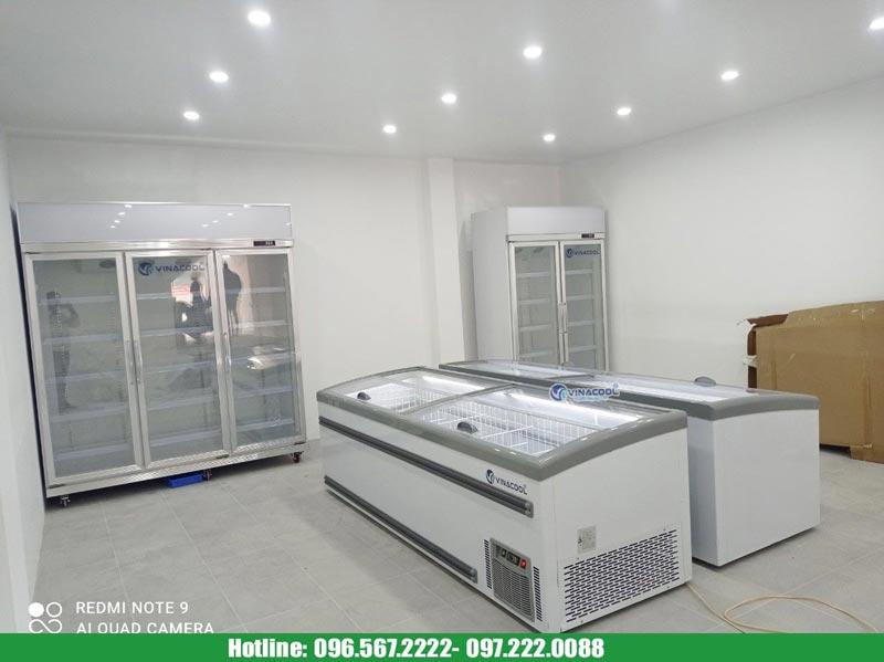 tủ đông vinacool HR-2500D